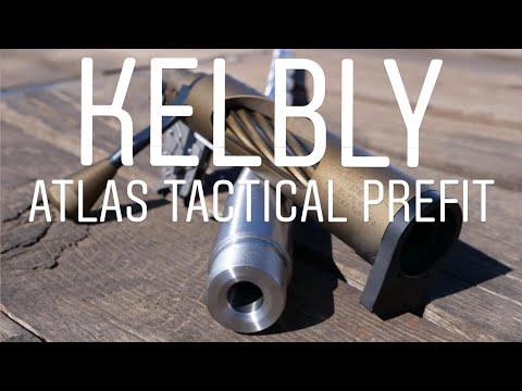 Kelbly Atlas Tactical Prefit Barrel, Preferred Barrels Drop In Replacement