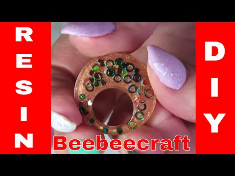 Beebeecraft Mold Resin Tutorial