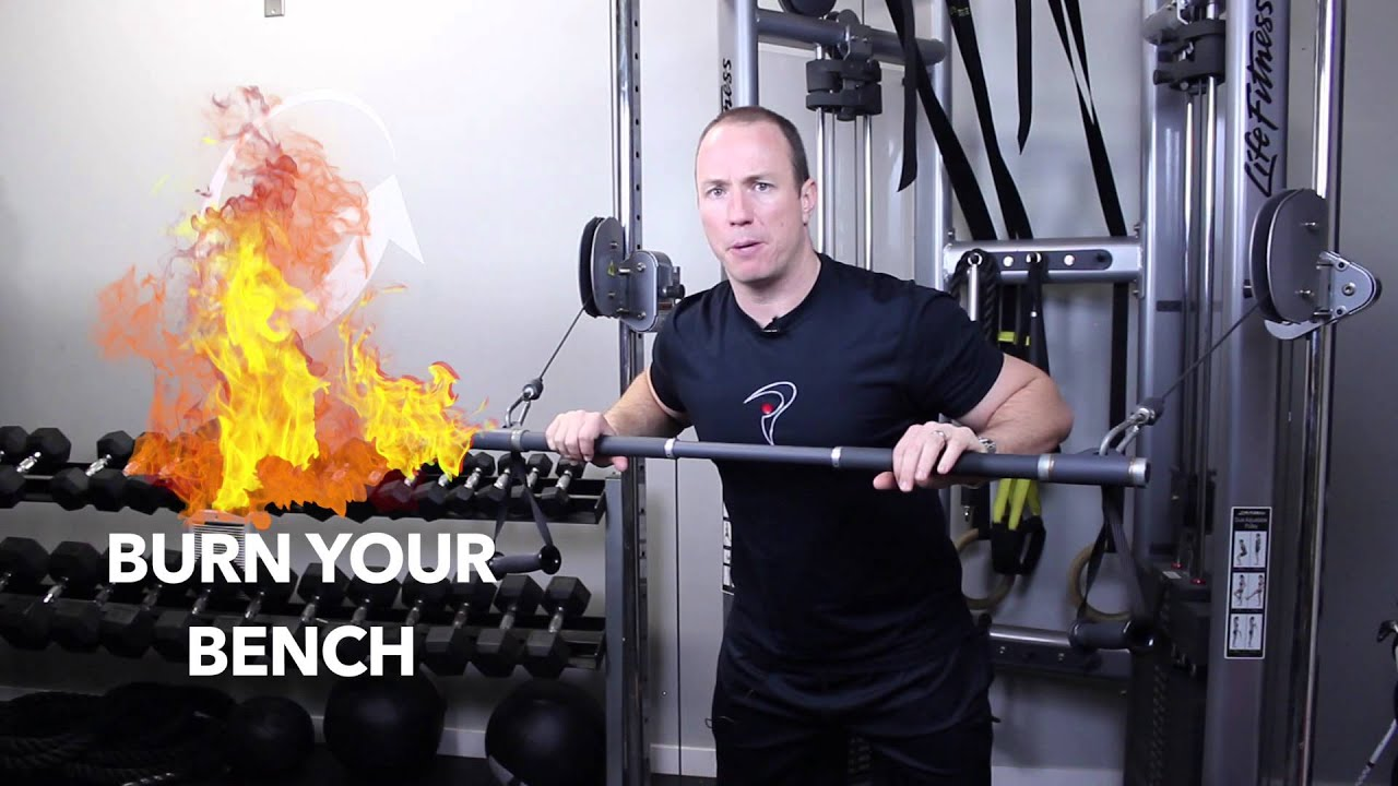 Why to Choose Cable Press over Bench Press | Article | TPI