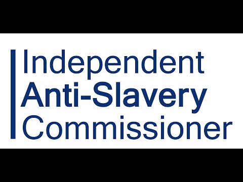 Launch of the Independent Anti-Slavery Commissioner's Annual