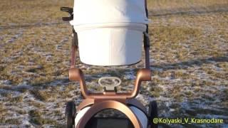Hot Mom Обзор детской коляски.