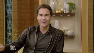 "Eric McCormack Talks About Seeing ""The Cher Show"""