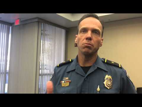 Colorado Springs police showcase body cameras