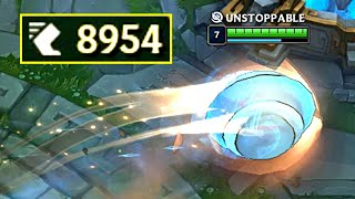 NEW RAMMUS ULT! Testing & Breaking!
