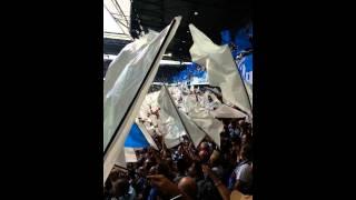 MSV Duisburg - Schalke 04 DFB Pokal 2015 nach dem