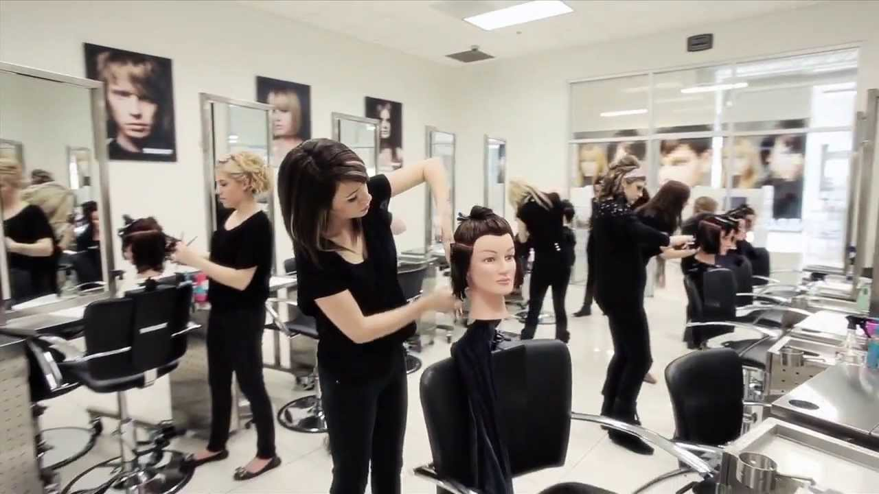 Toni guy hairdressing academy youtube for Academy beauty salon