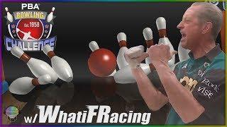 Bowling Night in America! ft. WhatiFRacing | PBA Bowling Challenge