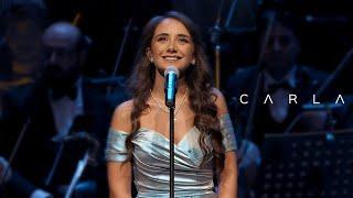 Carla Chamoun - Damascus Opera House Live Concert - كارلا شمعون
