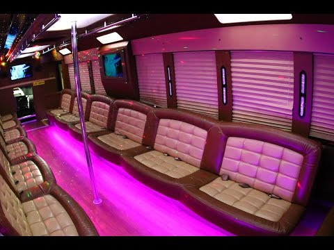 2018! Party bus rental in NYC