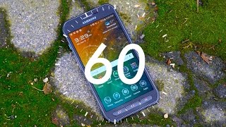 Galaxy S6 Active Review (In 60 Seconds) | Pocketnow