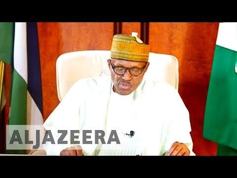 Thumbnail: Nigeria's Buhari calls for unity on his return from UK