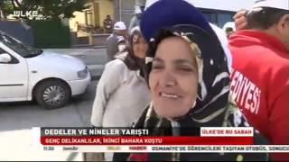 PURSAKLAR BELEDİYESİ 10. DEDELER NENELER 2. BAHAR KOŞUSU ÜLKE TV -