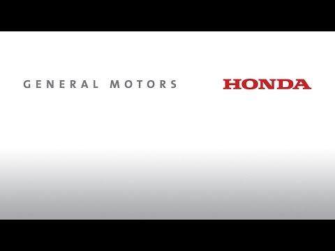 Honda and General Motors Fuel Cell Announcement