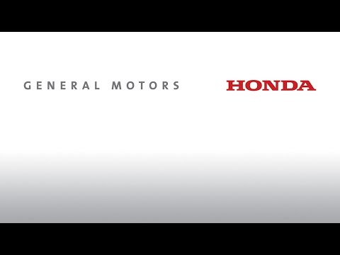 Honda and General Motors Fuel Cell Announcement
