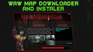 WaW Map Download and Installation Creator by TheSuzho - Preview