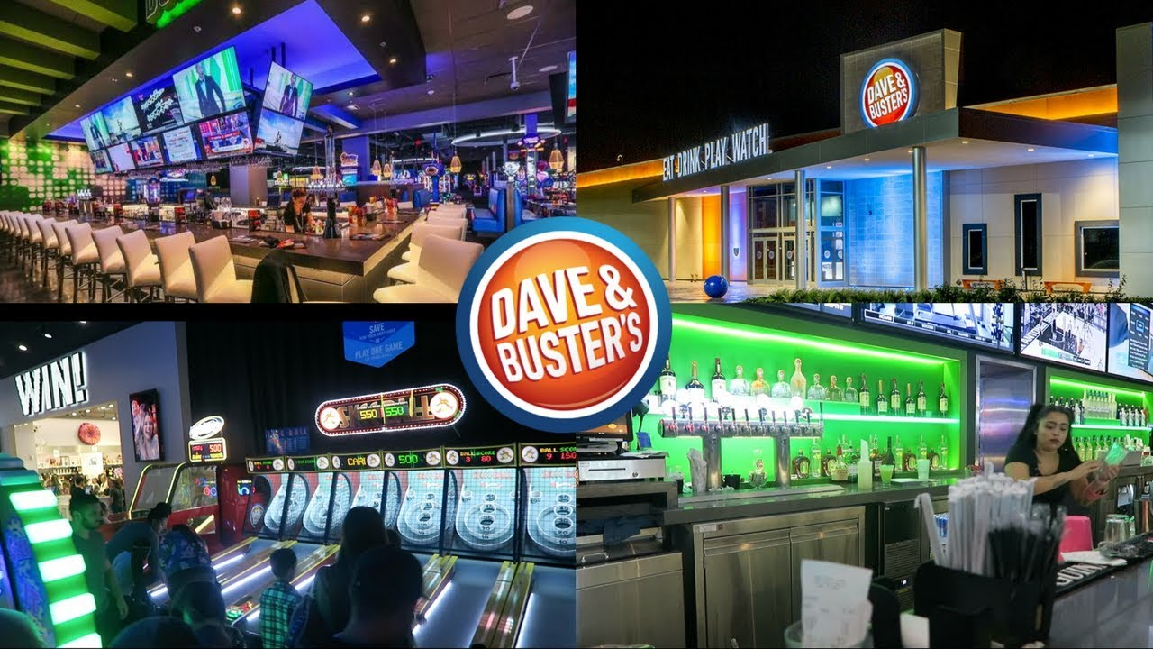 Nov 11,  · Dave and Busters, Tampa: Address, Phone Number, Dave and Busters Reviews: 3/5. United States ; Florida (FL) Florida. 5 2. Reviewed 3 weeks ago so they still seem to be working out the kinks. There were issues with the card machines the night we went, and the restaurant staff was not good, at all. Overall, the atmosphere was 3/5(14).