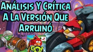 análisis y crítica a la versión que arruinó angry birds go