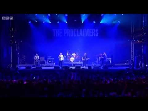 The Proclaimers - 08. Cap in Hand - Live at T in the Park 2015
