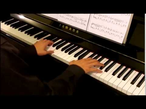 ABRSM Piano 2015-2016 Grade 8 C:3 C3 Chopin Waltz in B Minor Op.69 No.2 by Alan
