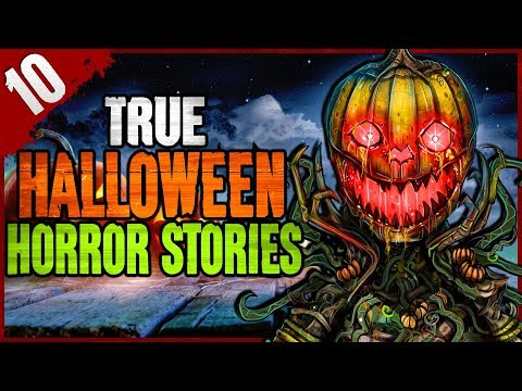 10 True Halloween Horror Stories - Darkness Prevails