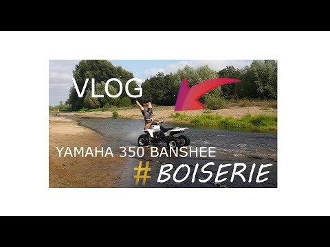 VLOG 350 Banshee #BOISERIE