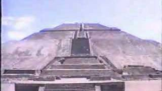ghost in teotihuacan