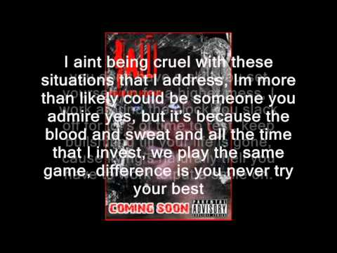 Hopsin-Nocturnal Rainbows(Lyrics)