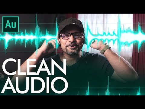 How to make your VOICE / Audio better in Adobe Audition - Urdu / Hindi thumbnail