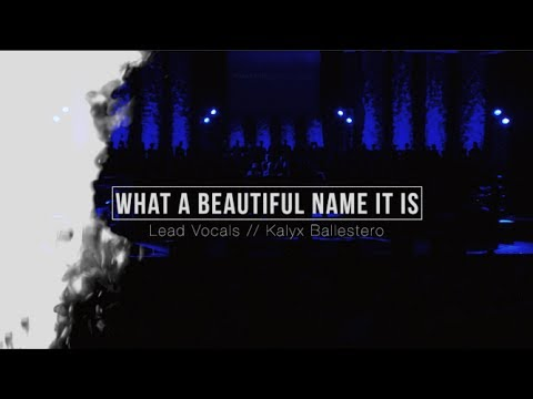 What a Beautiful Name | JESUS | Indiana Bible College