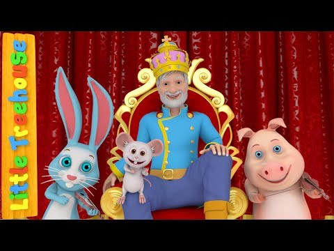 Old King Cole   Kindergarten Nursery Rhymes for Babies by Little Treehouse
