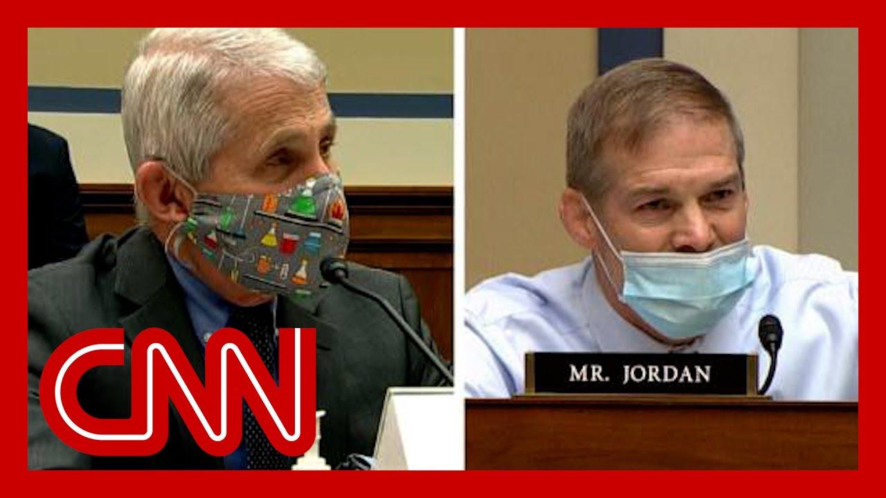 'Shut Your Mouth,' Rep. Maxine Waters Tells Rep. Jim Jordan ...