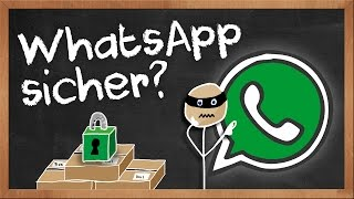 Whatsapp und Ende-zu-Ende Verschlüsselung