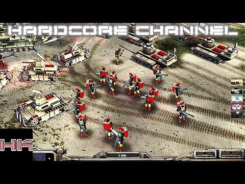 Command & Conquer Generals: Zero Hour - 1v2 Уроки химии