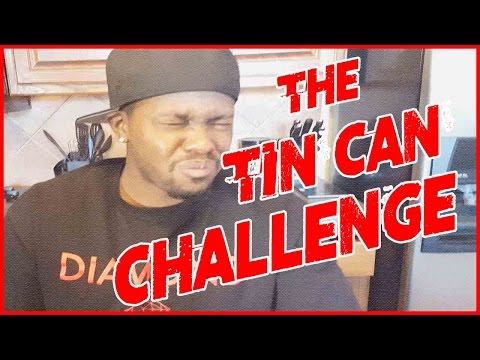 MY WIFE POISONS ME WITH DOG FOOD! | Tin Can Challenge ft. @imav3riq