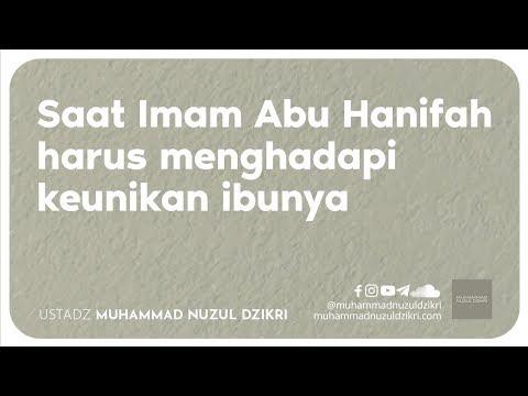 SAAT IMAM ABU HANIFAH HARUS MENGHADAPI KEUNIKAN IBUNYA (video pendek)