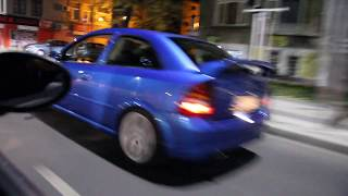 Opel Astra G OPC 2 pull up