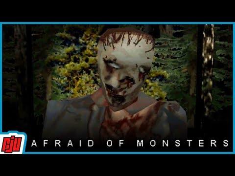 Afraid Of Monsters Part 5 | Indie Horror Game | PC Gameplay Walkthrough
