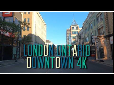 London Ontario 4K