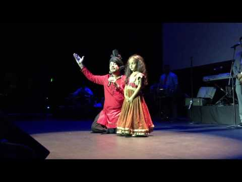 THE CUTEST LITTLE GIRL ON STAGE | Kudiye Kismat Pudiye | A Song On Women Empowerment