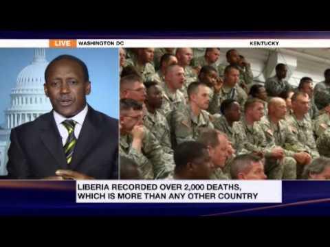 Kandeh Yumkella - Al Jazeera Interview - Washington, DC October 10 2014