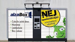 Jak funguje AlzaBox?