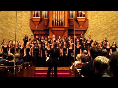 East Carolina University Women's Choir: Gaudete!