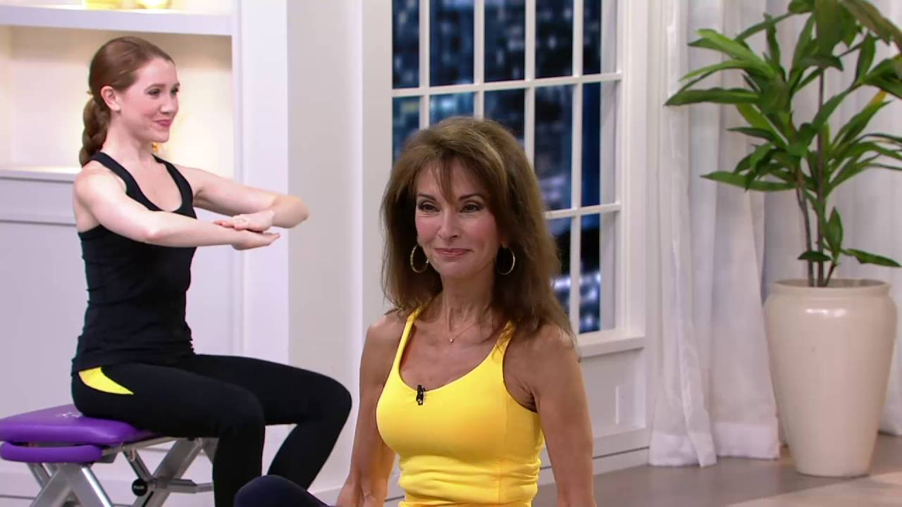 Susan Lucci Malibu Pilates Pro Chair Tyres2c