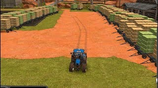 Farming Simulator 18 #275 [Bale Collecting 24/32] HD