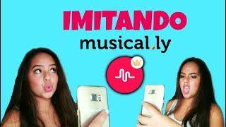 IMITANDO MUSICAL.LYS DE FAMOSOS | Nina Bowen