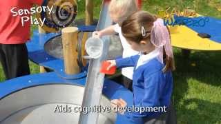Sensory Play - Schools & Nurseries Playground Equipment