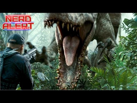 The Science of Jurassic World w/ Real Paleontologists