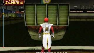 Ultra - Guia de Power Rangers Super Samurai (Parte 1)