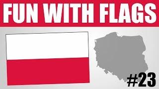 Fun With Flags 23 - Polish Flag