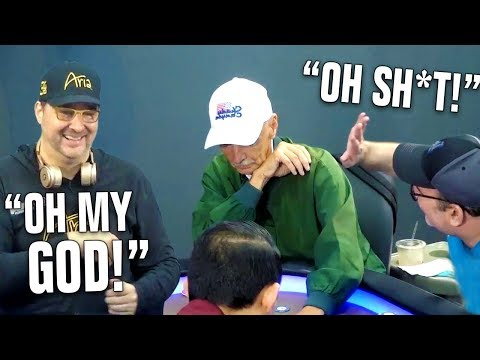 Poker Pros CAN'T BELIEVE What This Billionaire Just Did!